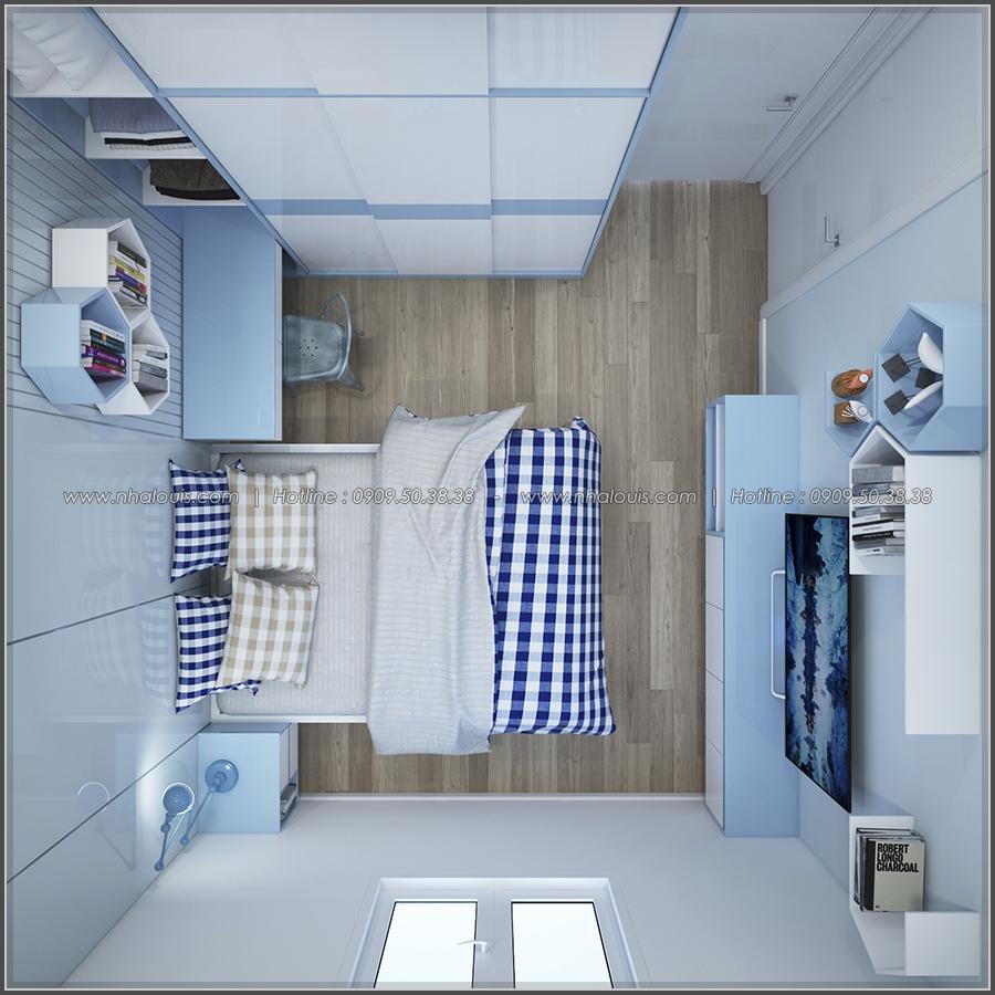 Ngỡ ngàng với thiết kế nhà có tầng hầm của chị Lan tại Quận 1 - 26