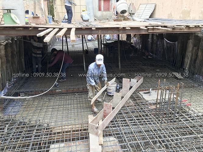 Nhà đẹp mặt tiền 7m tân cổ điển như penthouse tại Tân Bình