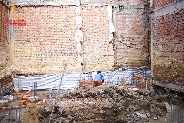 Thiết kế và thi công xây dựng nhà mặt tiền 7m đẹp quận Tân Phú