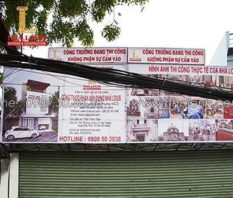 Thiết kế thi công nhà phố kết hợp kinh doanh quận Tân Phú