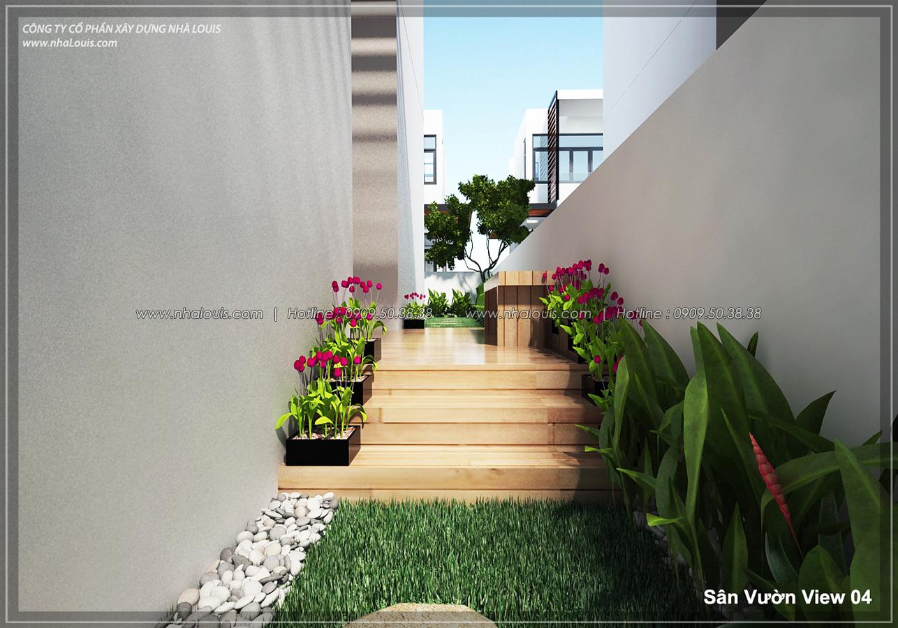 Thiết kế biệt thự 3 tầng đẹp tại dự án Lucasta Villa đẳng cấp - 04