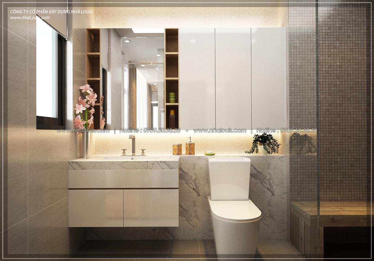 Thiết kế biệt thự 3 tầng đẹp tại dự án Lucasta Villa đẳng cấp - 26