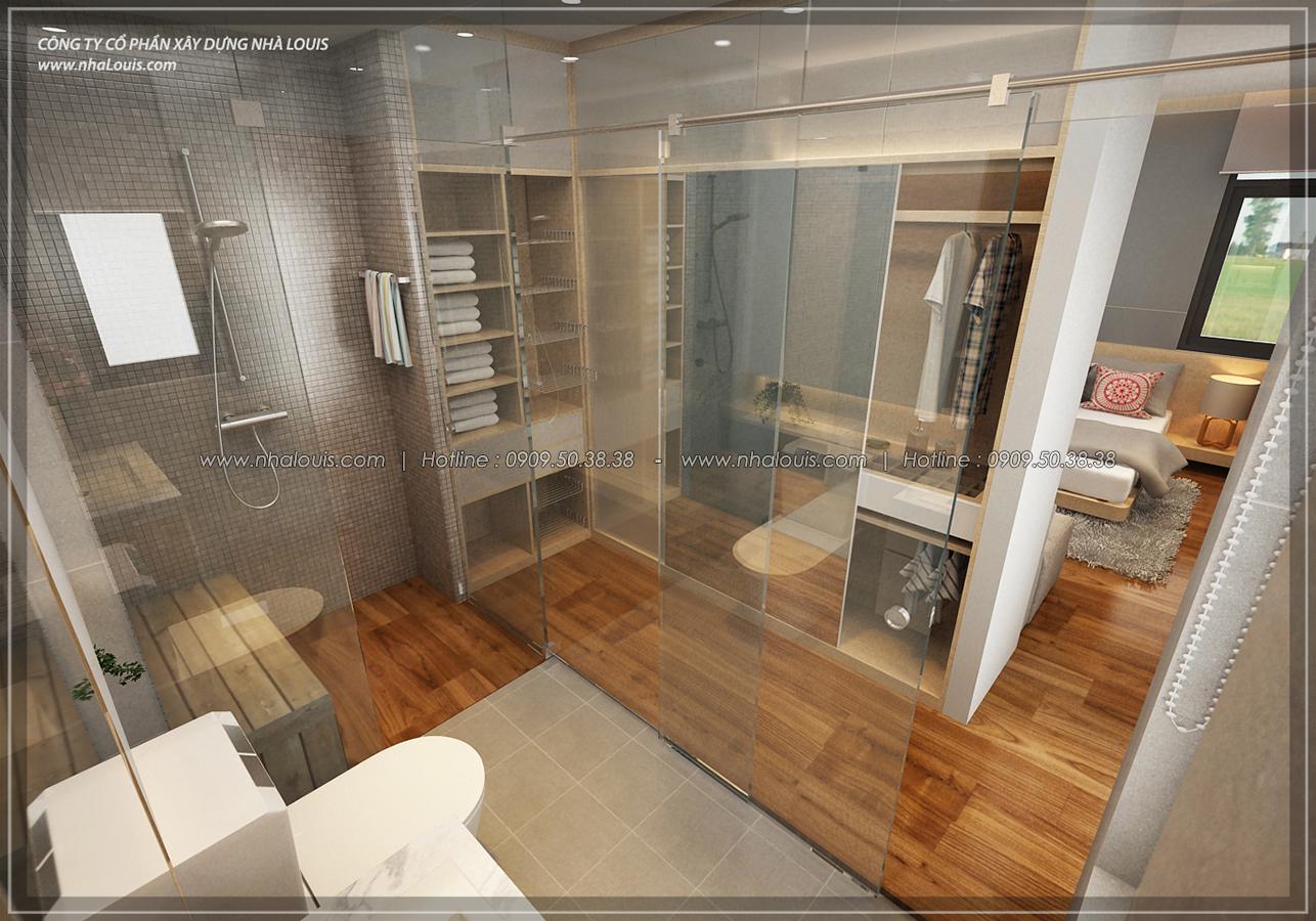 Thiết kế biệt thự 3 tầng đẹp tại dự án Lucasta Villa đẳng cấp - 28