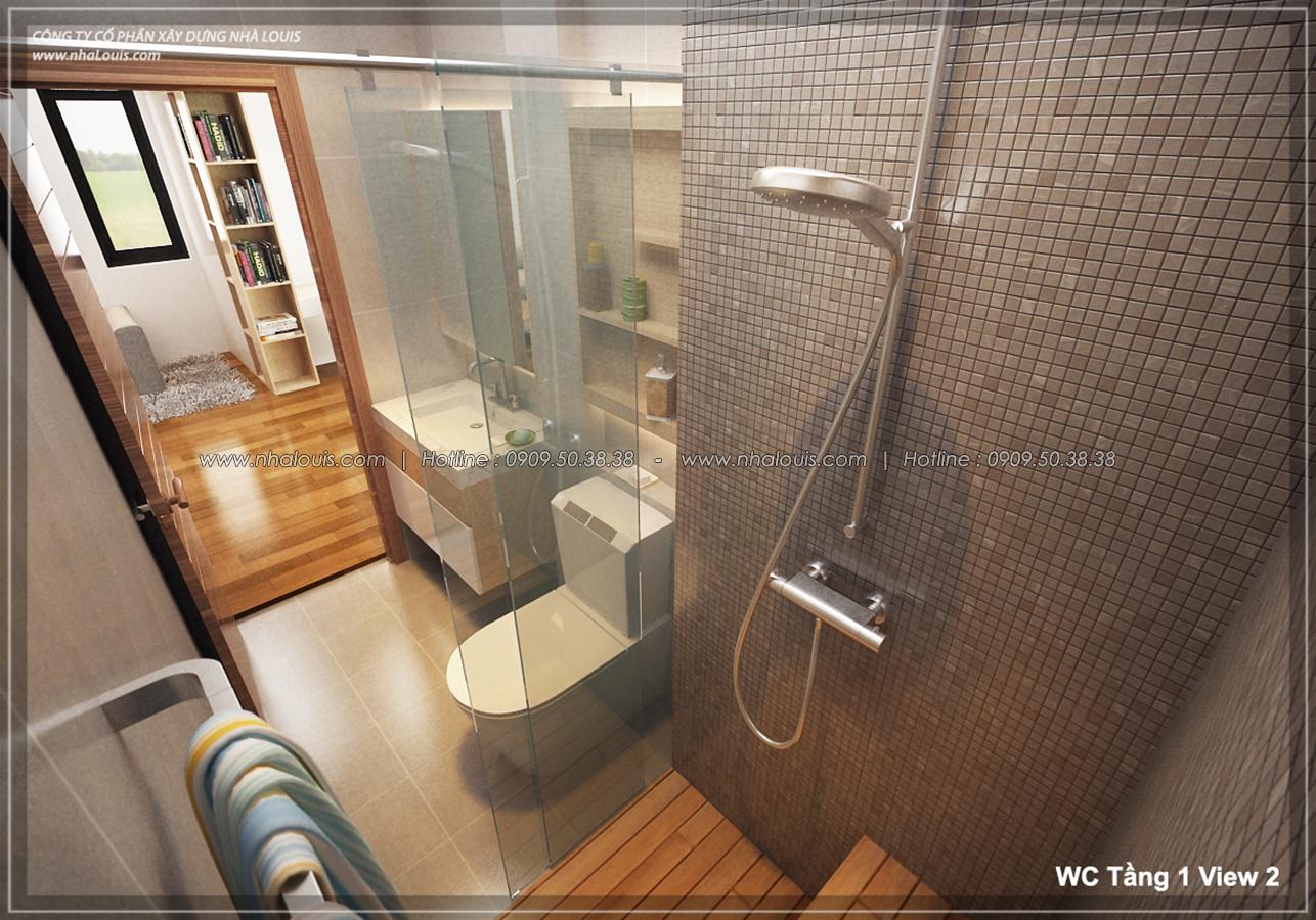 Thiết kế biệt thự 3 tầng đẹp tại dự án Lucasta Villa đẳng cấp - 33