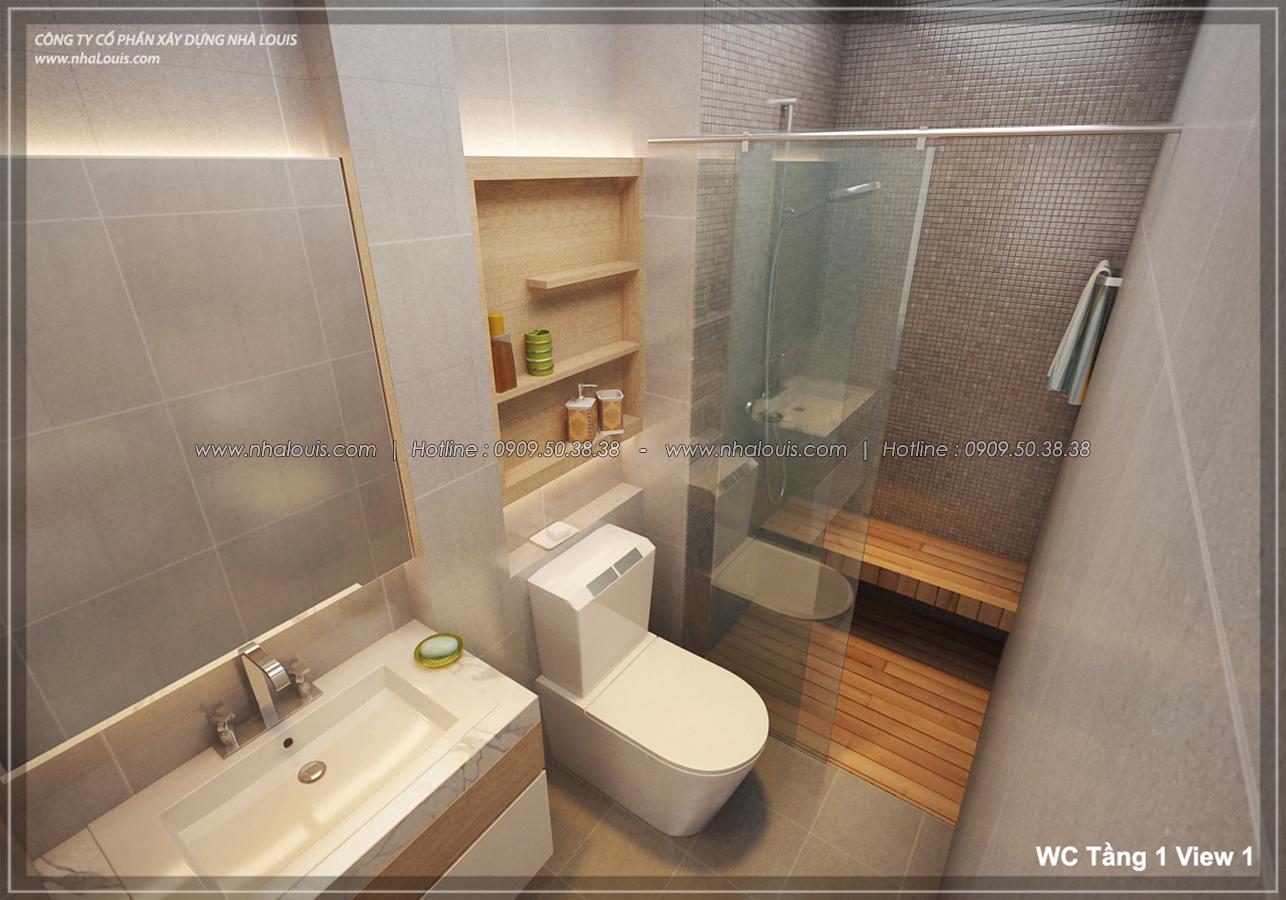 Thiết kế biệt thự 3 tầng đẹp tại dự án Lucasta Villa đẳng cấp - 34