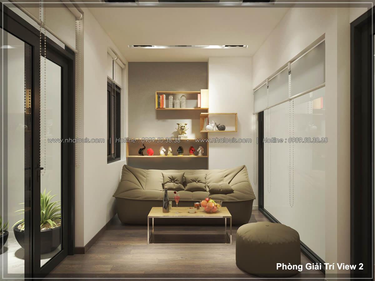 Phòng karaoke Thiết kế nội thất biệt thự hiện đại đẹp tại dự án Lucasta Villa đẳng cấp - 37