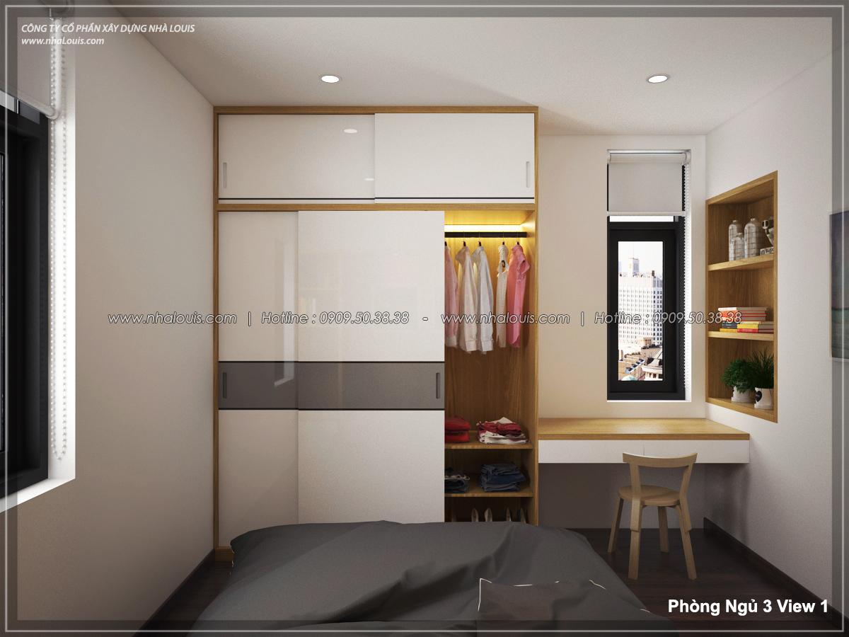 Thiết kế biệt thự 3 tầng đẹp tại dự án Lucasta Villa đẳng cấp - 40