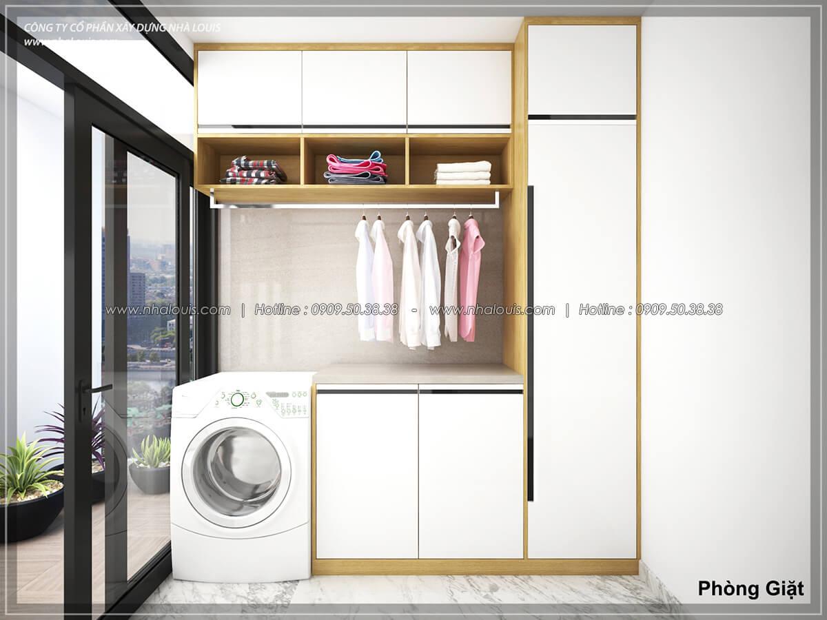 Phòng giặt Thiết kế nội thất biệt thự hiện đại đẹp tại dự án Lucasta Villa đẳng cấp - 43