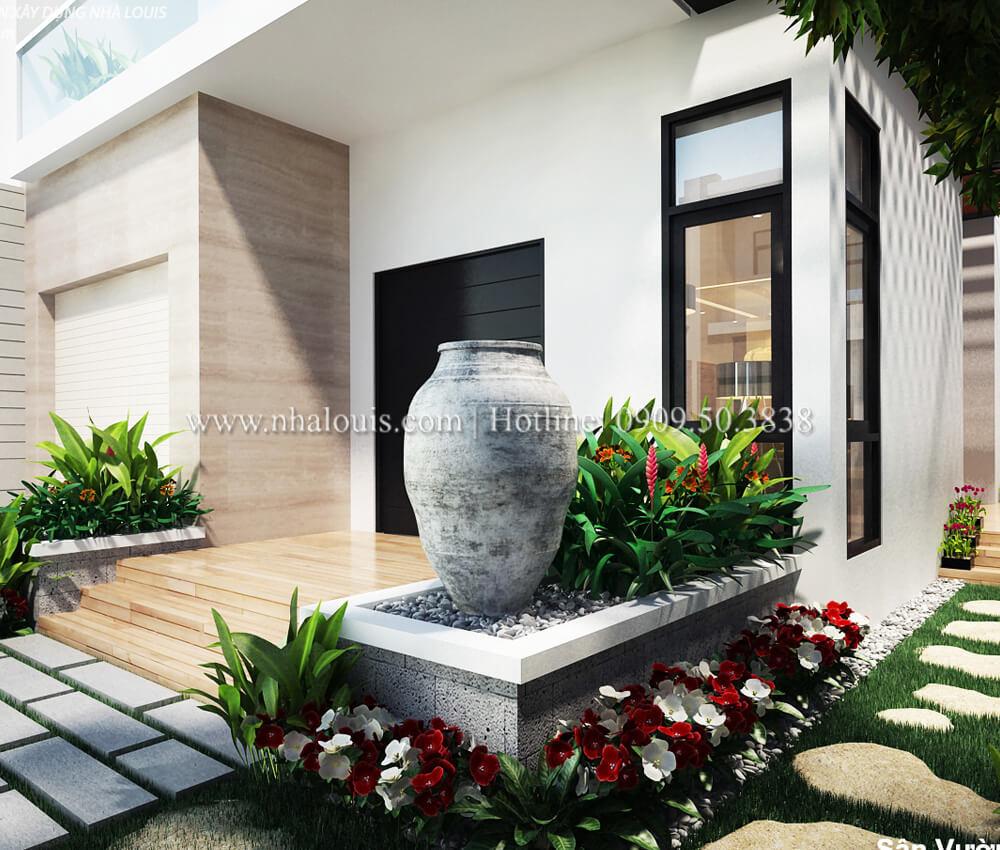 Thiết kế nội thất biệt thự hiện đại đẹp tại dự án Lucasta Villa đẳng cấp