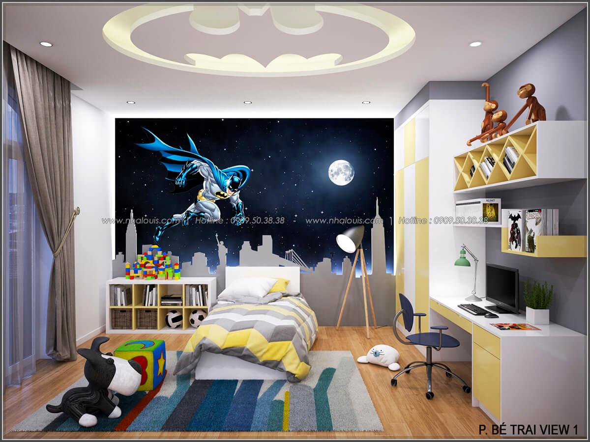 Phòng ngủ bé trai - 16