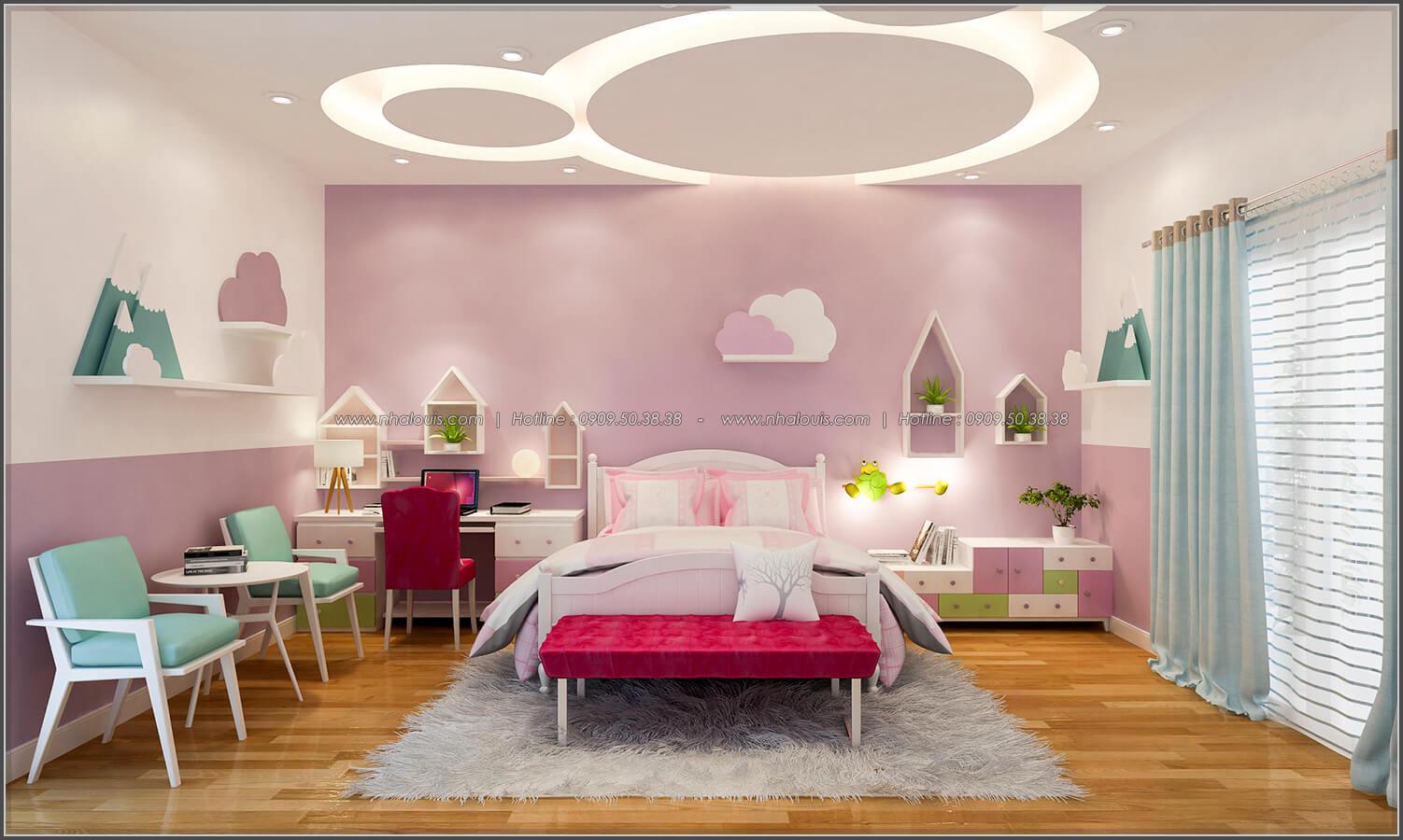 Phòng ngủ bé gái - 18