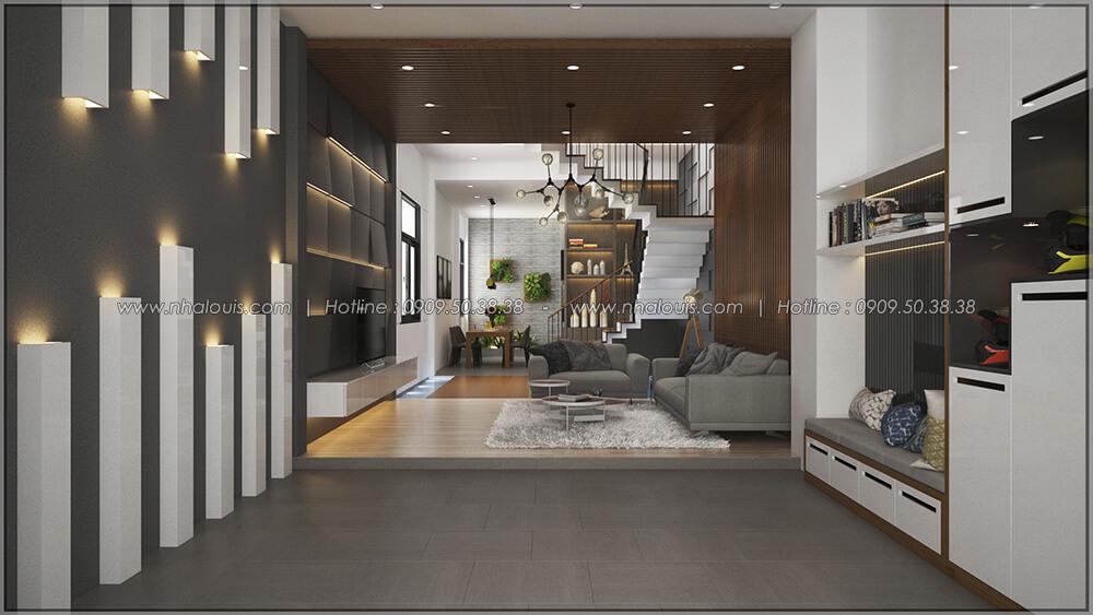Gara Thiết kế cải tạo nhà cũ thành mới đẹp hiện đại tại Bình Chánh - 7