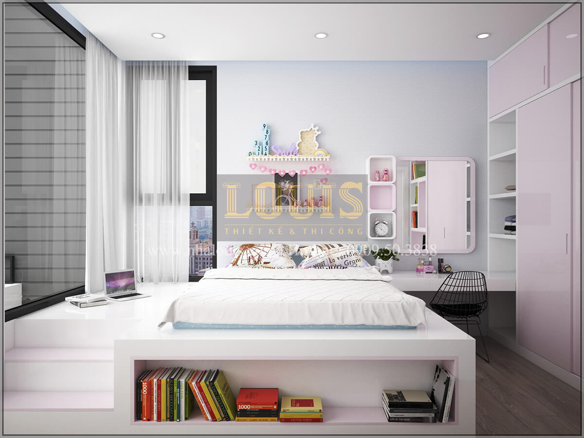 16 Thiết kế phòng ngủ nhà ống đẹp dành cho mọi lứa tuổi