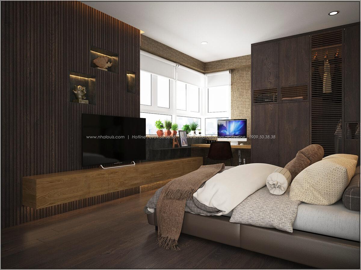Thiết kế căn hộ Sunrise City 3 phòng ngủ hoàn hảo tại Quận 7