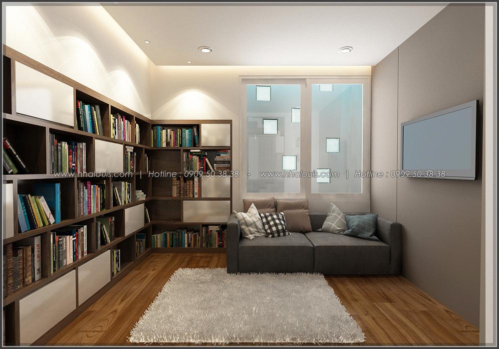 Thiết kế nhà đẹp diện tích nhỏ cho gia đình trẻ tại quận 3 - 12