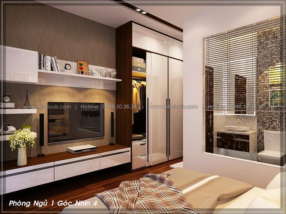 Thiết kế nhà đẹp diện tích nhỏ cho gia đình trẻ tại quận 3 - 18