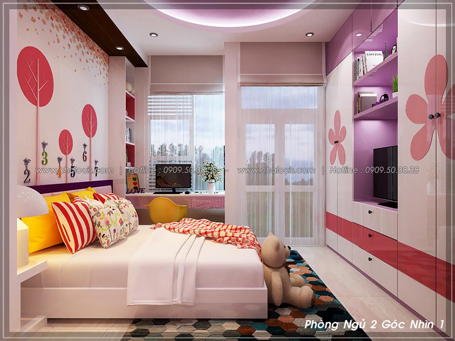 Thiết kế nhà đẹp diện tích nhỏ cho gia đình trẻ tại quận 3 - 21