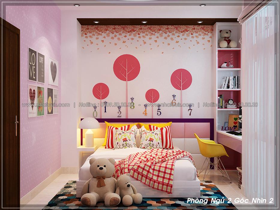 Thiết kế nhà đẹp diện tích nhỏ cho gia đình trẻ tại quận 3 - 22