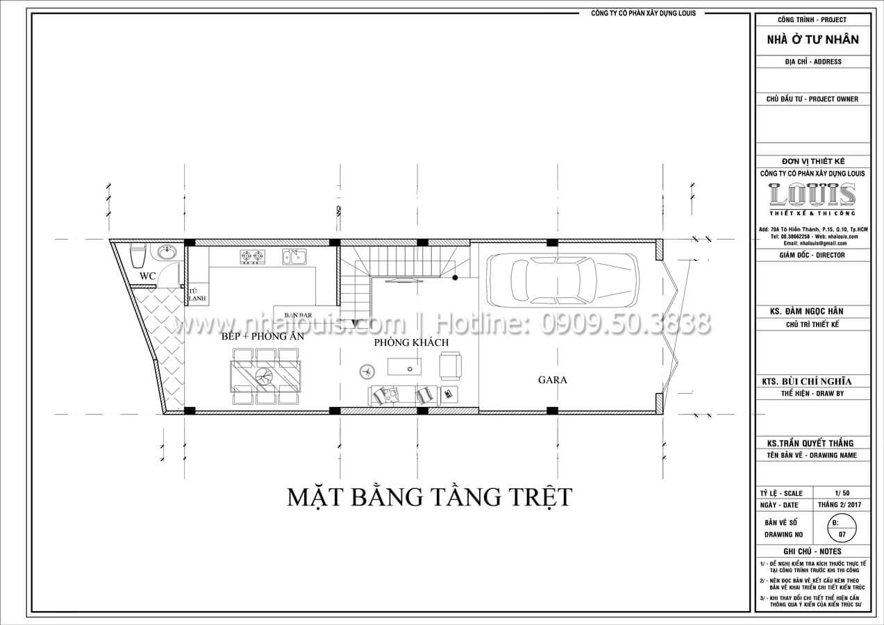 Thiết kế nhà tân cổ điển 2 tầng đẹp ngỡ ngàng tại Bình Dương - 18