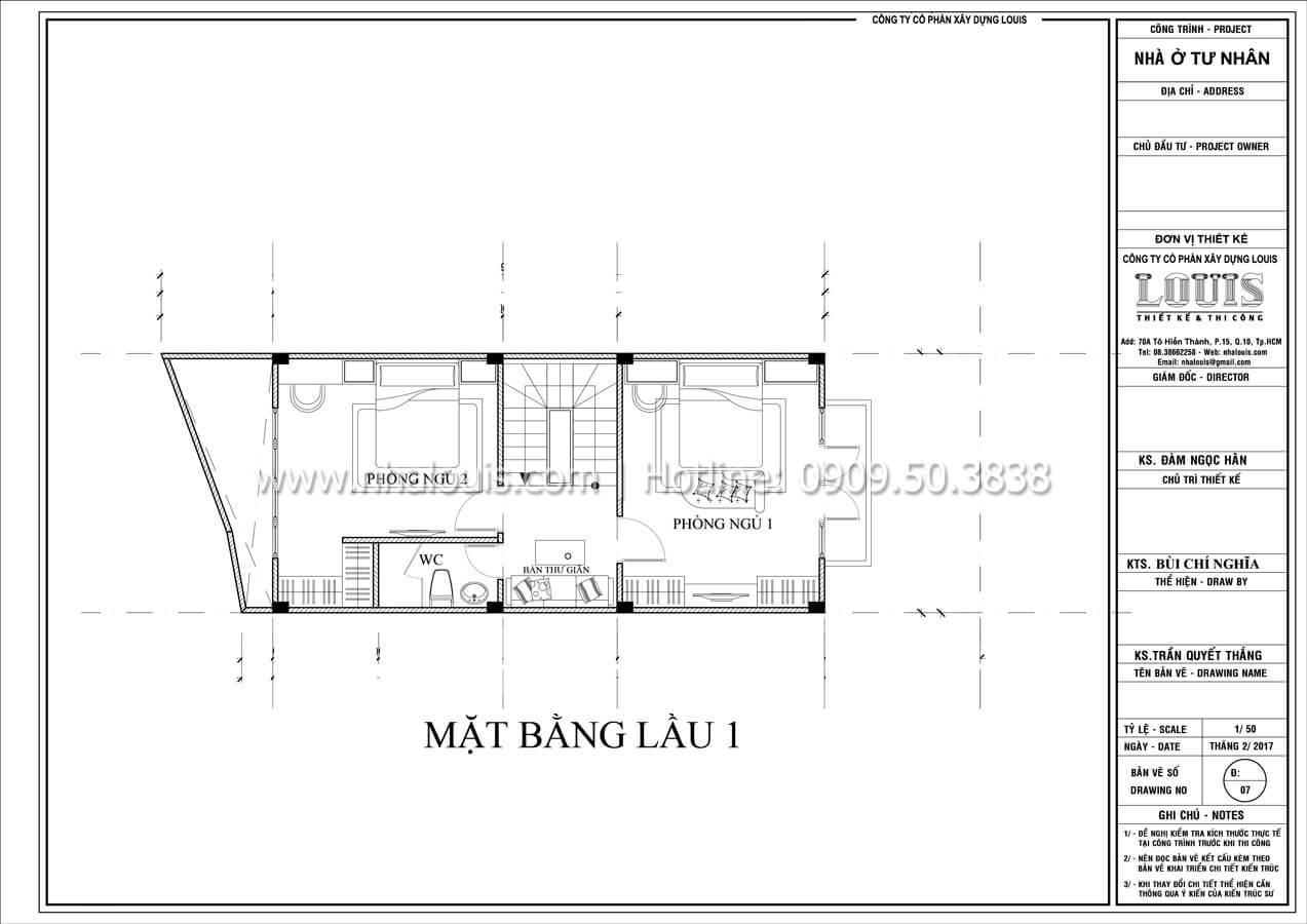 Thiết kế nhà tân cổ điển 2 tầng đẹp ngỡ ngàng tại Bình Dương - 19