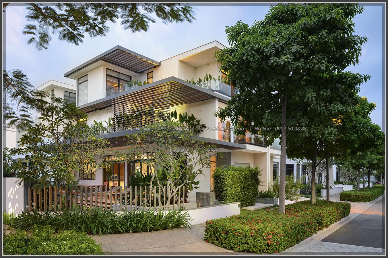Thiết kế nội thất biệt thự sinh thái cao cấp Lucasta Villa 5 sao tại Quận 9 - 2