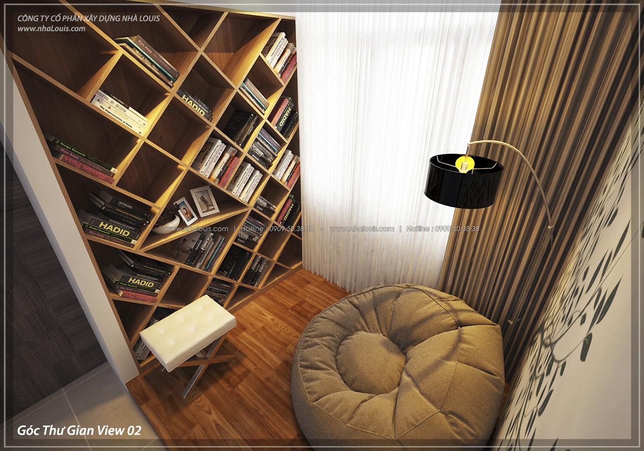 Thiết kế nội thất biệt thự sinh thái cao cấp Lucasta Villa 5 sao tại Quận 9 - 25