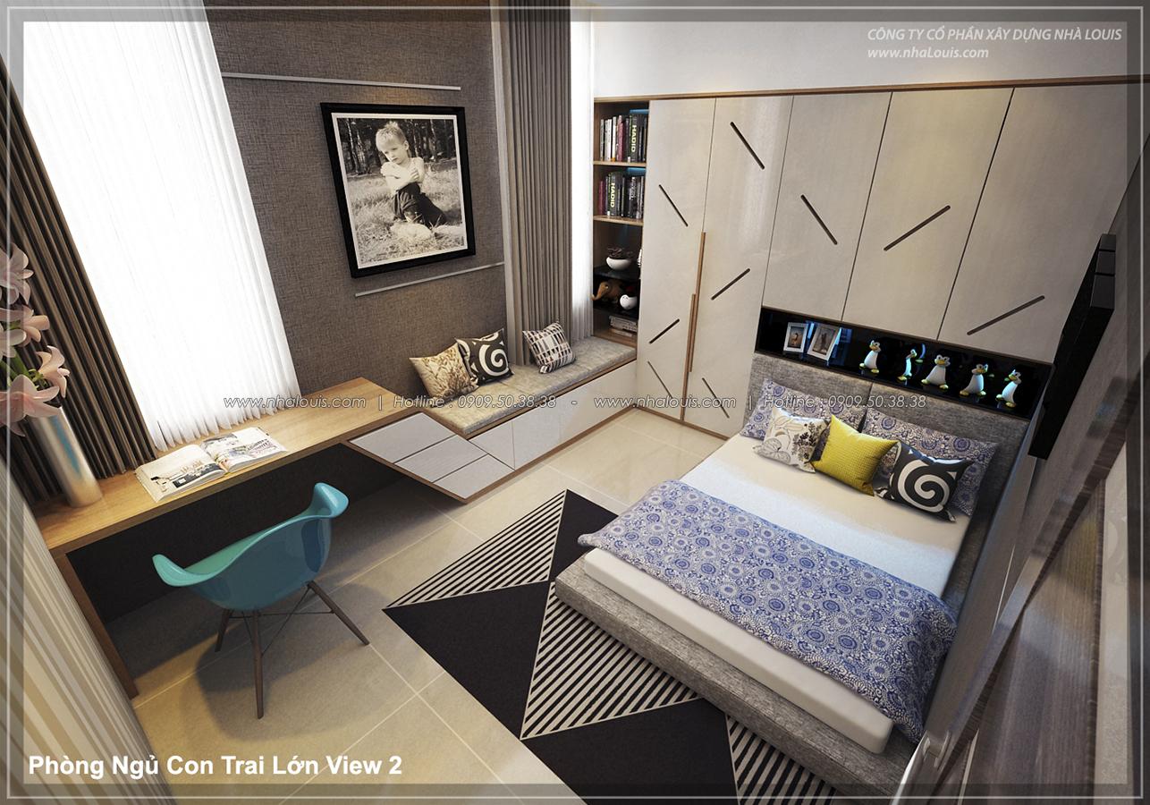 Thiết kế nội thất biệt thự sinh thái cao cấp Lucasta Villa 5 sao tại Quận 9 - 28