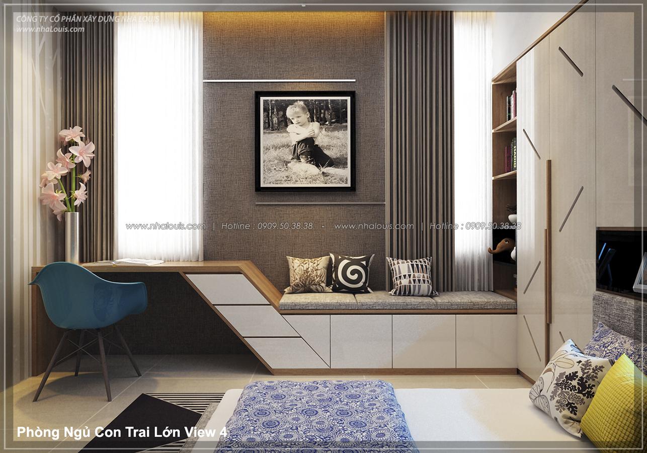 Thiết kế nội thất biệt thự sinh thái cao cấp Lucasta Villa 5 sao tại Quận 9 - 30