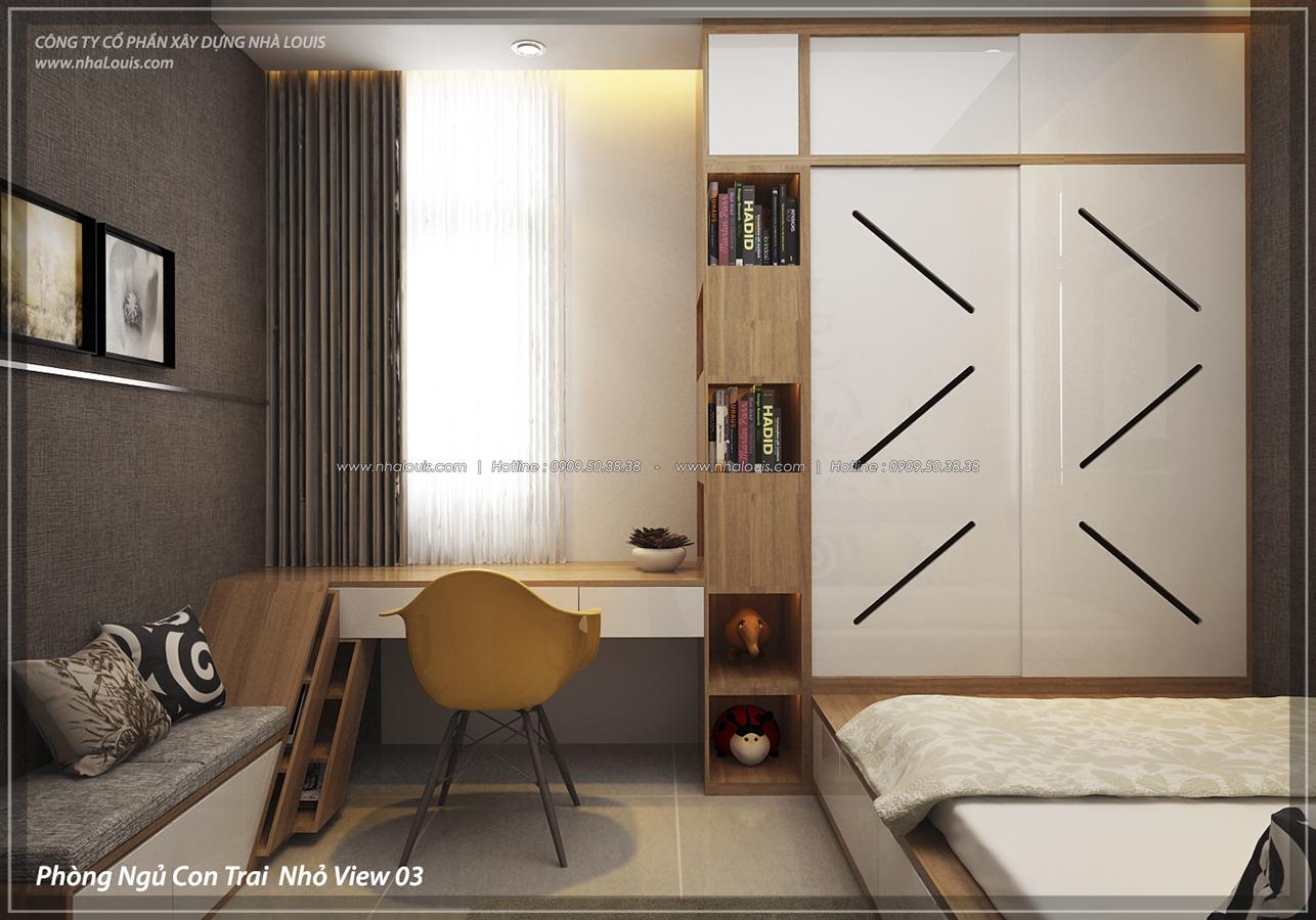 Thiết kế nội thất biệt thự sinh thái cao cấp Lucasta Villa 5 sao tại Quận 9 - 33