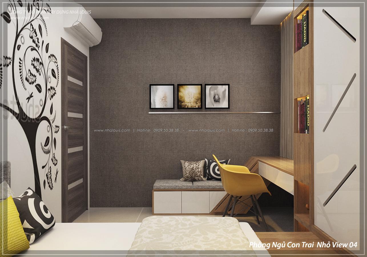 Thiết kế nội thất biệt thự sinh thái cao cấp Lucasta Villa 5 sao tại Quận 9 - 34