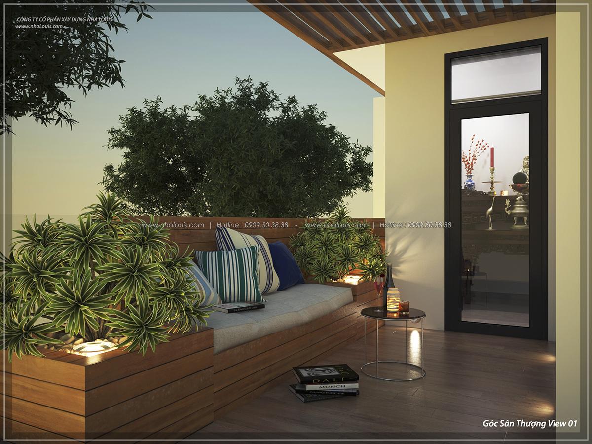 Thiết kế nội thất biệt thự sinh thái cao cấp Lucasta Villa 5 sao tại Quận 9 - 40