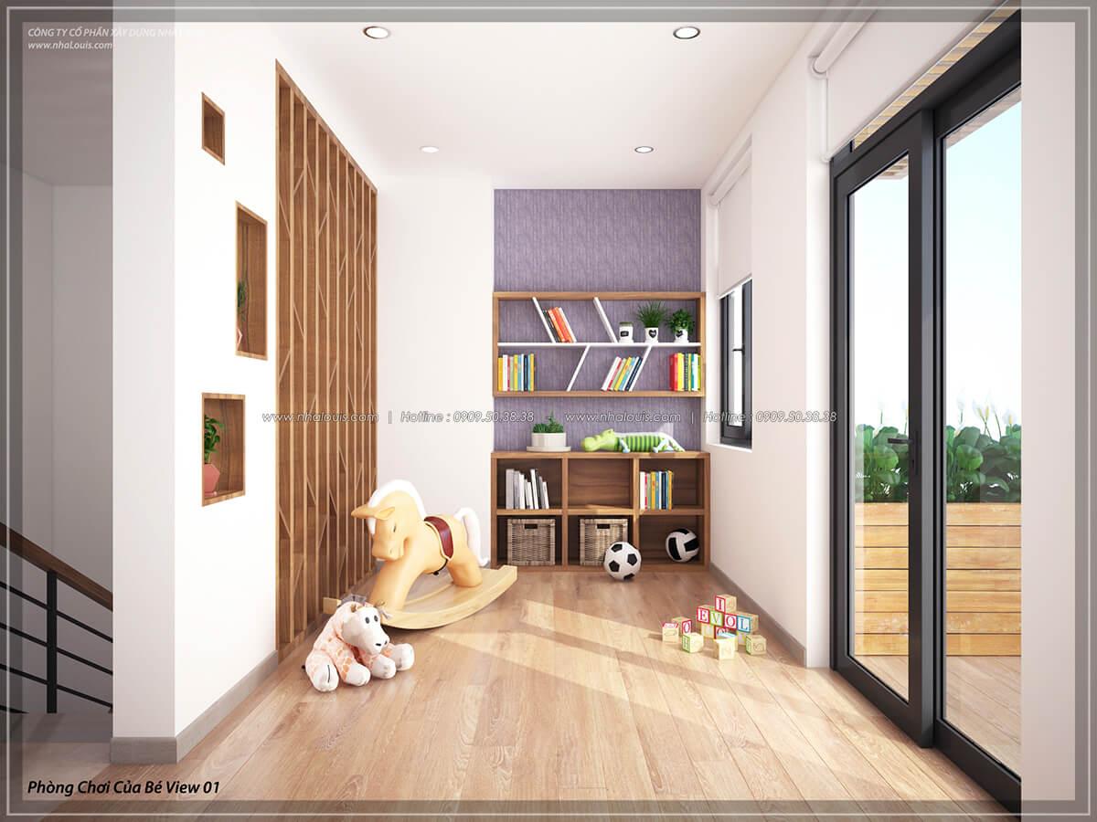 Phòng giải trí Thiết kế nội thất biệt thự cao cấp Lucasta Villa 5 sao tại Quận 9 - 41