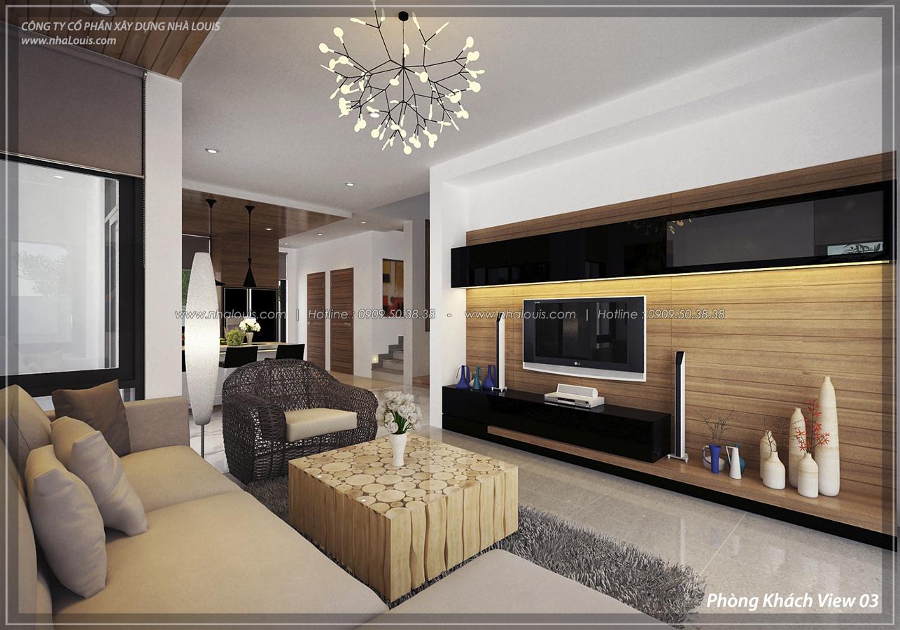 Thiết kế nội thất biệt thự sinh thái cao cấp Lucasta Villa 5 sao tại Quận 9 - 7
