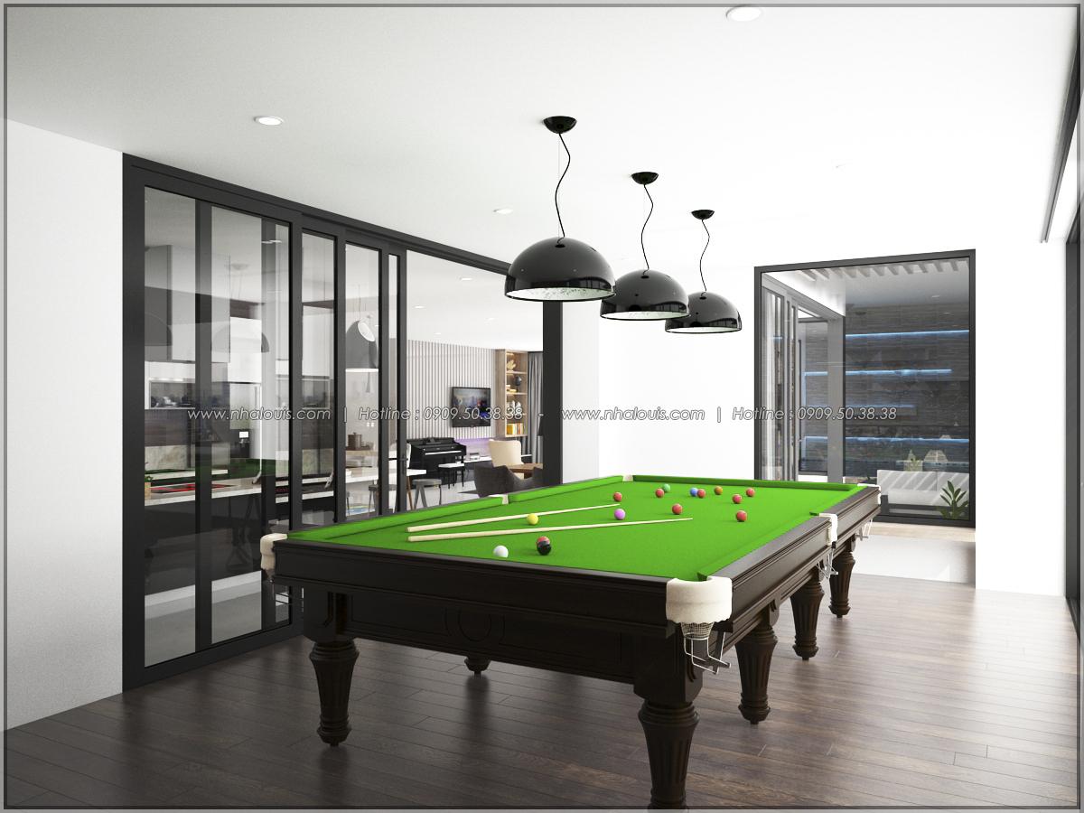 Thiết kế nội thất chung cư hiện đại tại dự án căn hộ cao cấp Sunrise City - 11