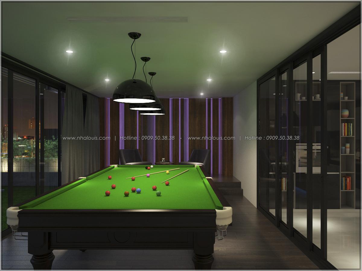 Thiết kế nội thất chung cư hiện đại tại dự án căn hộ cao cấp Sunrise City - 18