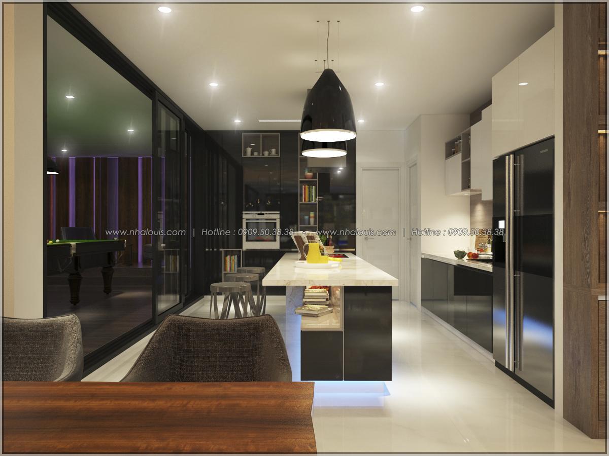 Thiết kế nội thất chung cư hiện đại tại dự án căn hộ cao cấp Sunrise City - 19