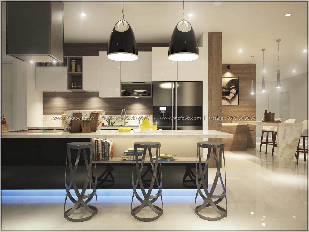 Thiết kế nội thất chung cư hiện đại tại dự án căn hộ cao cấp Sunrise City - 21
