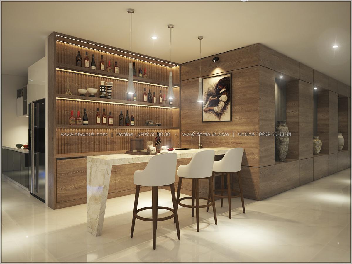 Thiết kế nội thất chung cư hiện đại tại dự án căn hộ cao cấp Sunrise City - 25