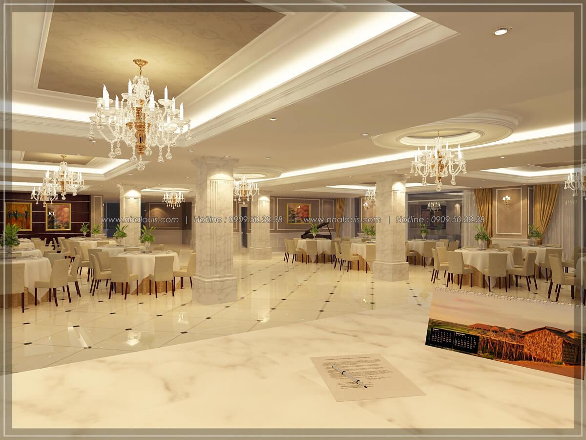 Nhà hàng Thiết kế nội thất khách sạn 5 sao đẳng cấp tại Phú Quốc - 10