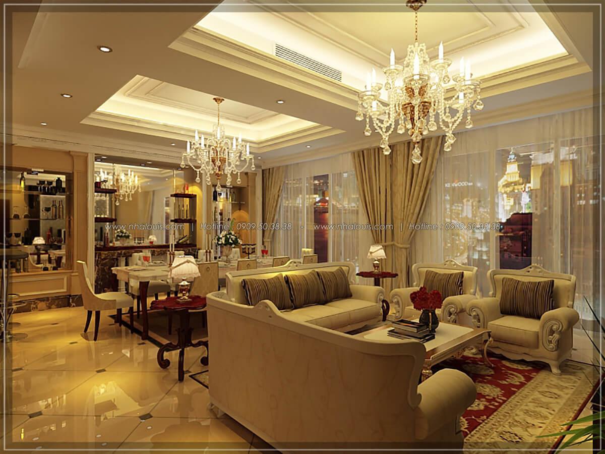 Nhà hàng Thiết kế nội thất khách sạn 5 sao đẳng cấp tại Phú Quốc - 11