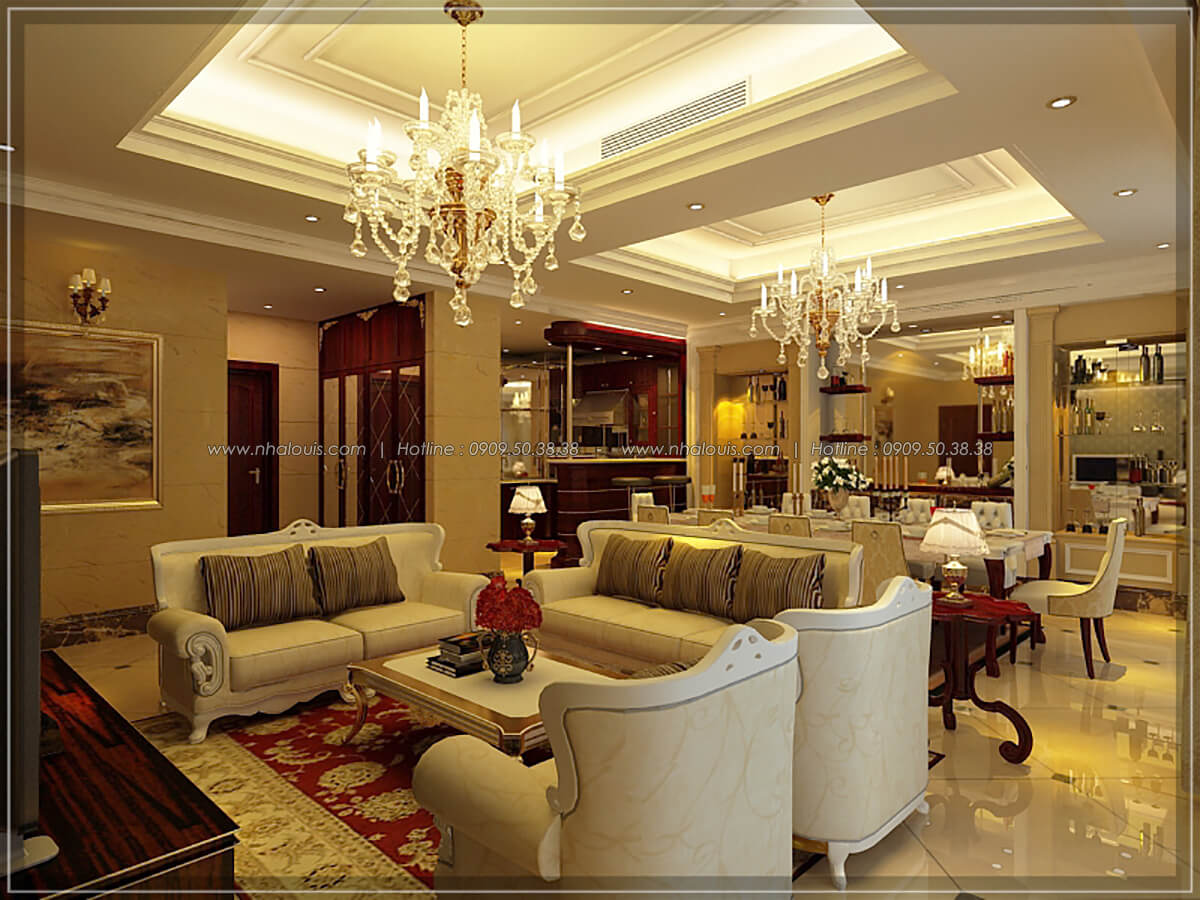 Nhà hàng Thiết kế nội thất khách sạn 5 sao đẳng cấp tại Phú Quốc - 13