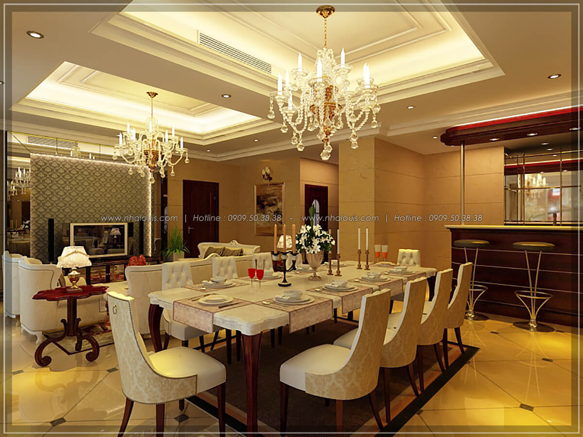 Nhà hàng Thiết kế nội thất khách sạn 5 sao đẳng cấp tại Phú Quốc - 14