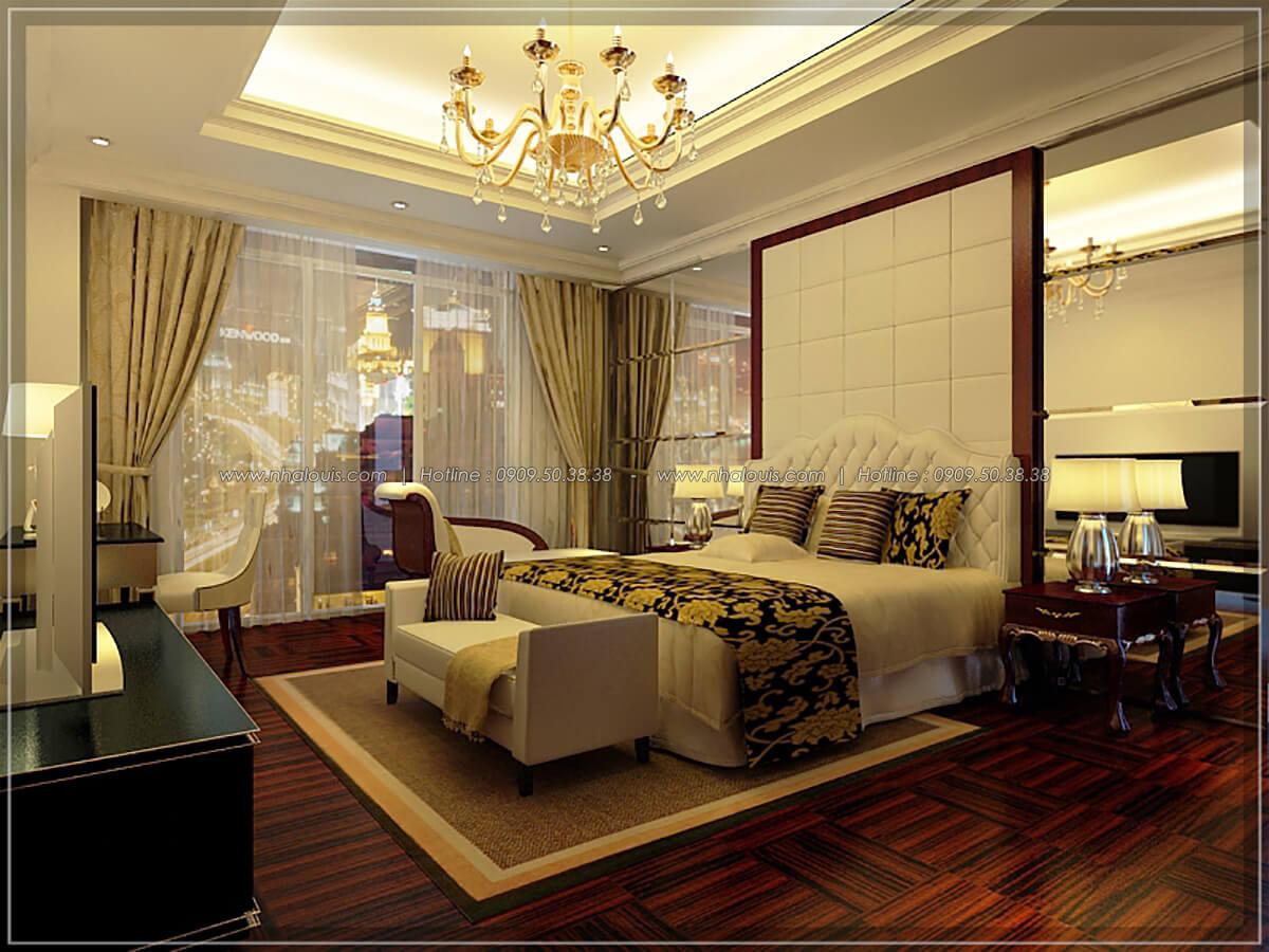 Phòng ngủ Thiết kế nội thất khách sạn 5 sao đẳng cấp tại Phú Quốc - 15