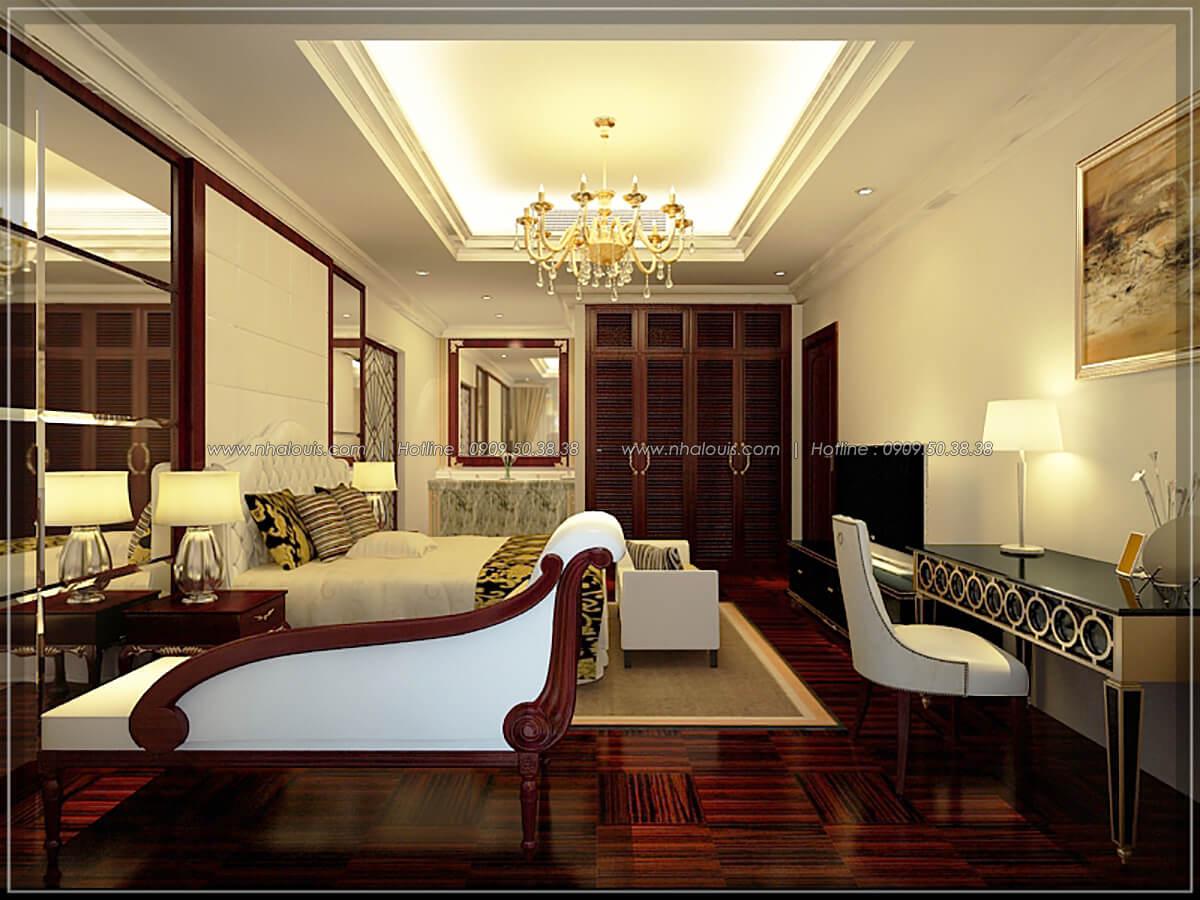 Phòng ngủ Thiết kế nội thất khách sạn 5 sao đẳng cấp tại Phú Quốc - 16