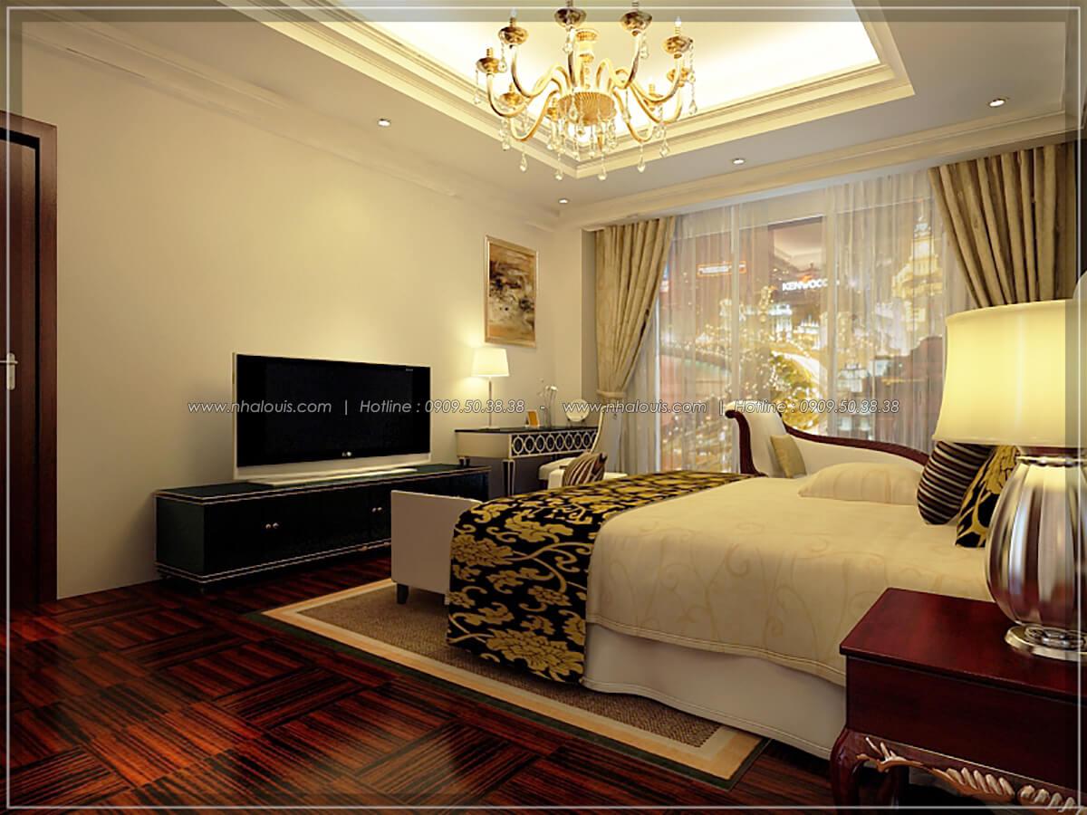 Phòng ngủ Thiết kế nội thất khách sạn 5 sao đẳng cấp tại Phú Quốc - 17