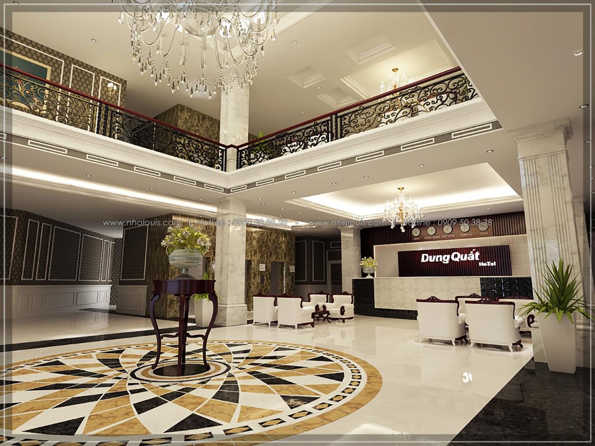 Thiết kế nội thất khách sạn 5 sao đẳng cấp tại Phú Quốc - 3