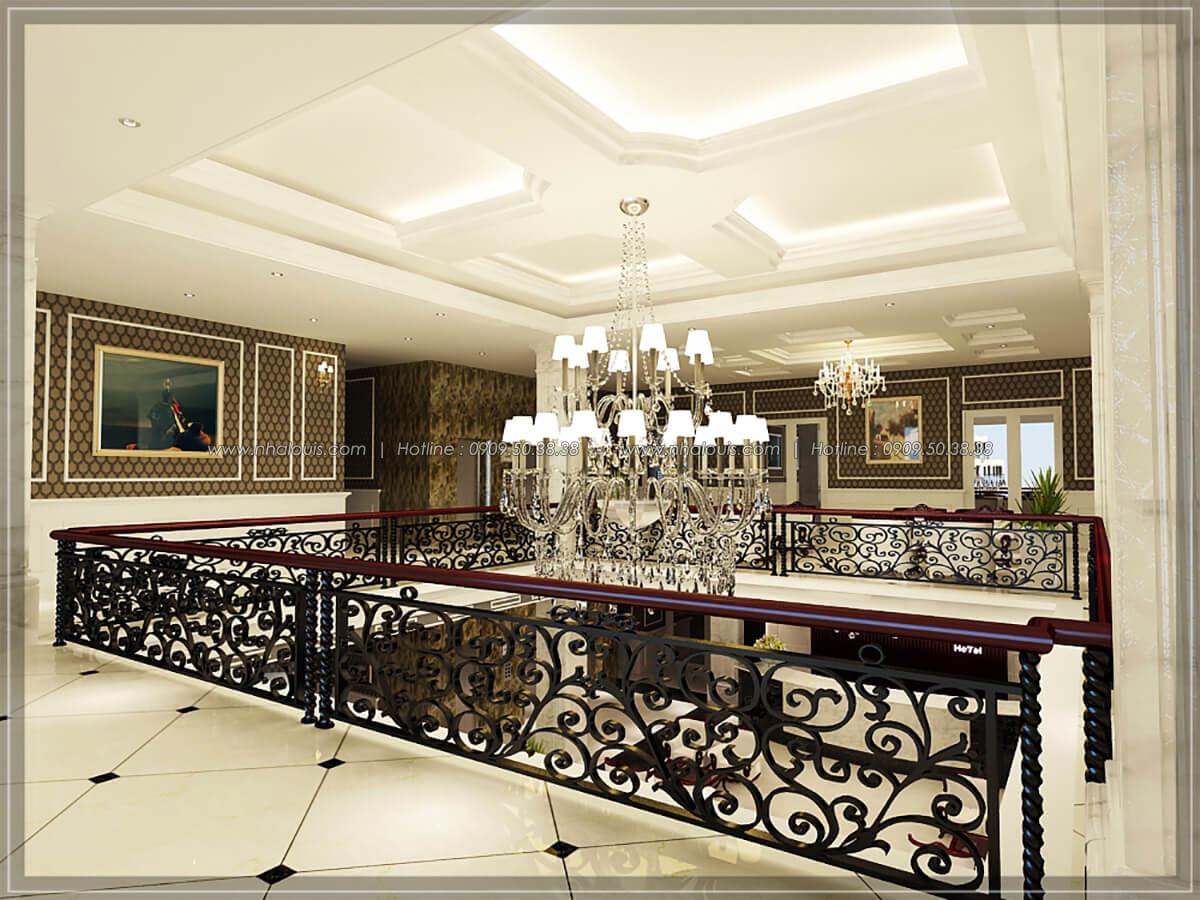 tầng lửng Thiết kế nội thất khách sạn 5 sao đẳng cấp tại Phú Quốc - 6