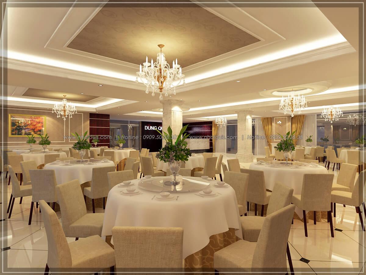 Nhà hàng Thiết kế nội thất khách sạn 5 sao đẳng cấp tại Phú Quốc - 8