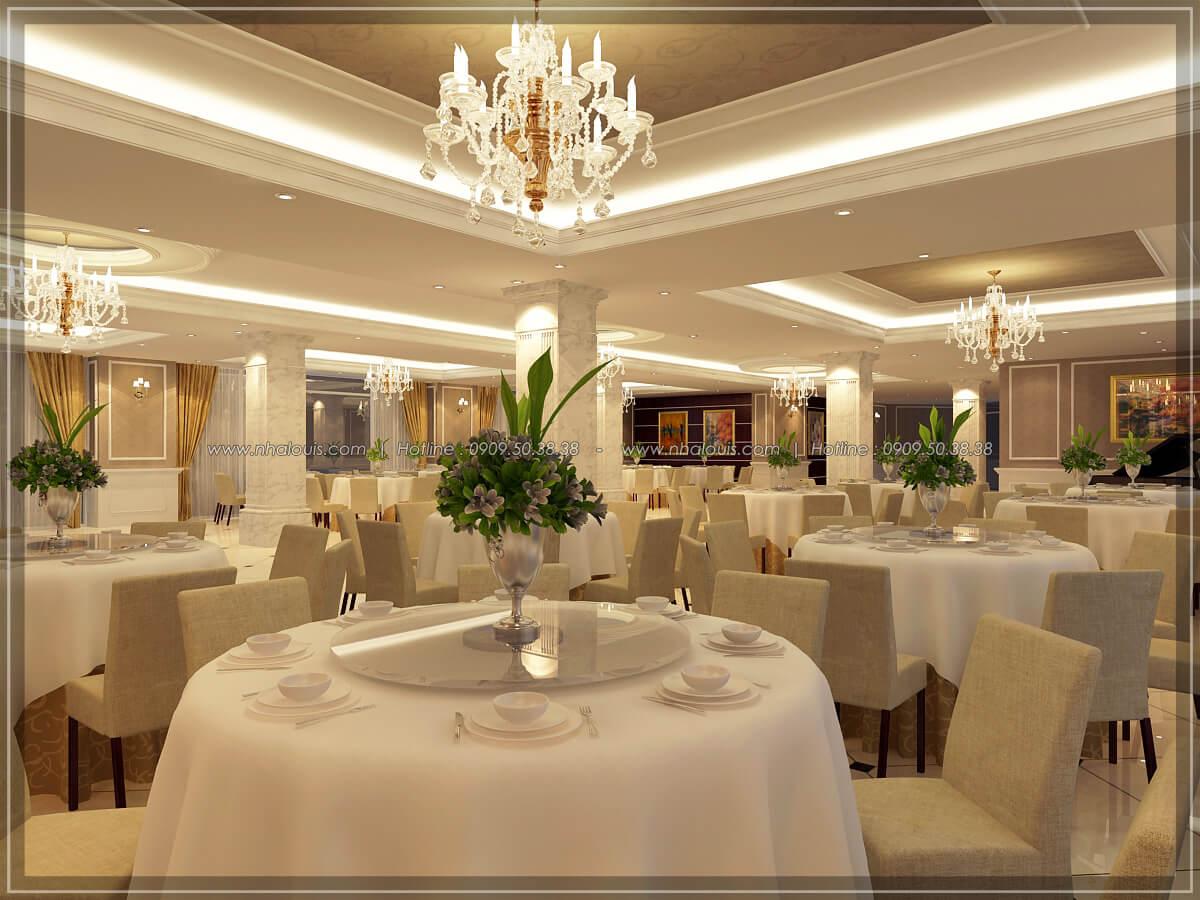 Nhà hàng Thiết kế nội thất khách sạn 5 sao đẳng cấp tại Phú Quốc - 9