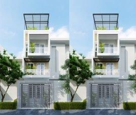 Thiết kế nội thất nhà ống 4 tầng sang trọng tại Quận Tân Bình [Video]